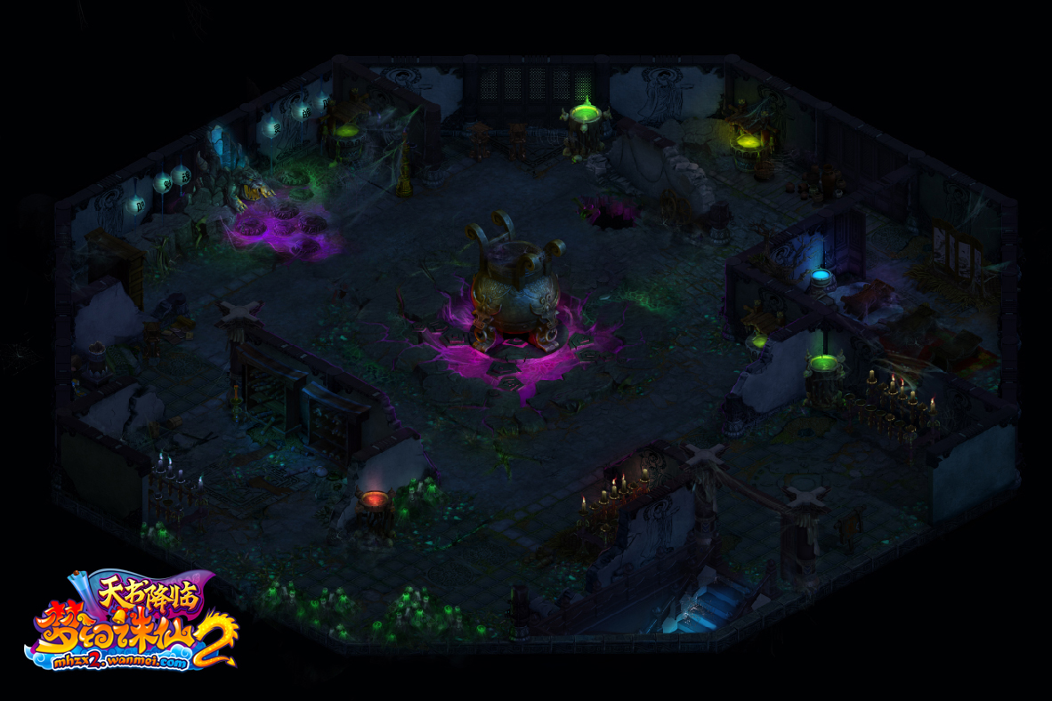 《梦幻诛仙2》末日盛典挑战试炼塔